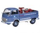 "schuco FK 1000 pick-up with NSU-Max ""NSU-Service"" 1:43"
