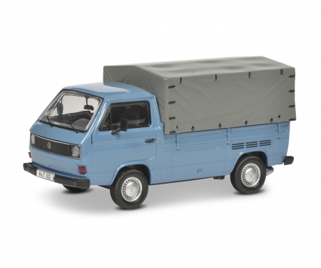 "schuco Set ""40 years VW T3"" VW T3 bus, pick-up and box van, 1:43"