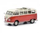 VW T1b Samba, rot-beige 1:43