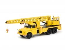 Tatra T138 crane truck 1:43