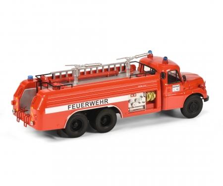 schuco Tatra T148 fire brigade 1:43