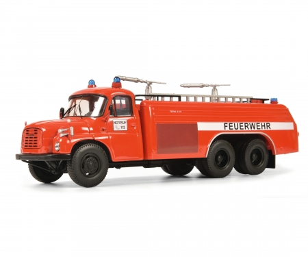 schuco Tatra T148 Feuerwehr 1:43
