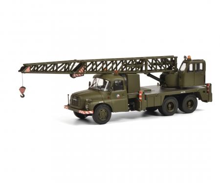 schuco Tatra T148 crane truck 1:43
