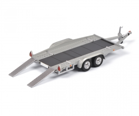 schuco Car Trailer 1:43