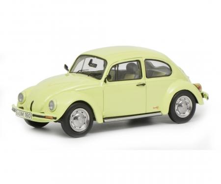 """VW Käfer 1600i """"Summer"""", lemongelb 1:43"""