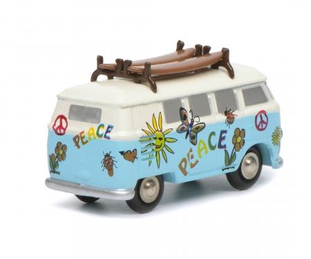 """schuco VW T1 Bus """"Surfer-Bus"""""""