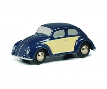 schuco Pic.VW Brezelkäfer bl./beige