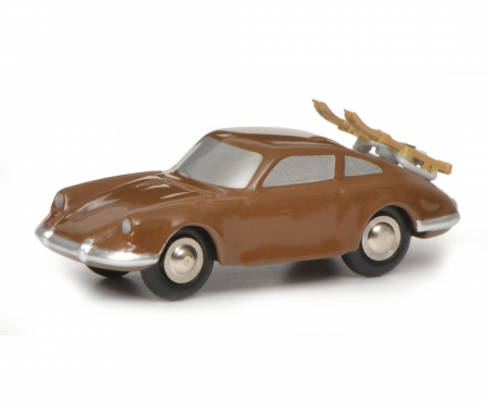"schuco Porsche 911 ""Skiurlaub"""