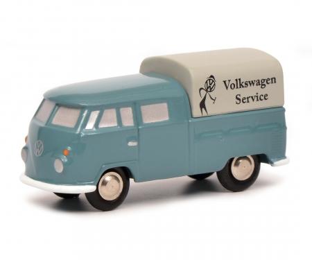 "VW T1 Doppelkabine Pritschenwagen ""VW Service"""