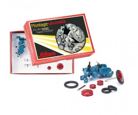 """Der kleine Traktor-Monteur"" Bulldog Piccolo Construction kit"