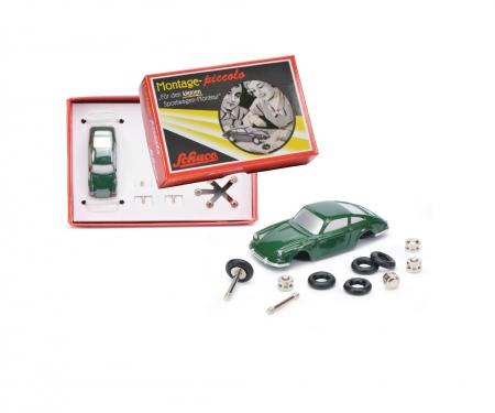 """""""Der kleine Sportwagen-Monteur"""" Porsche 911 Montagekasten Piccolo"""