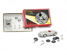 """schuco """"Der kleine Porsche No1 Monteur"""" Porsche No1 Piccolo Montagekasten"""
