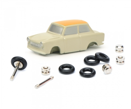 """30 Jahre Mauerfall"" Trabant 601 Piccolo construction kit"