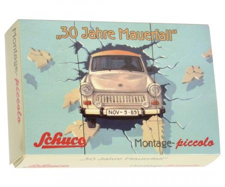 """30 Jahre Mauerfall"" Trabant 601 Piccolo Montagekasten"