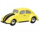 """schuco VW Beetle """"Gelb-Schwarzer-Renner"""""""