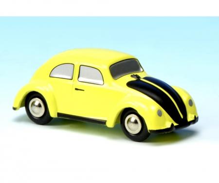 """VW Käfer """"Gelb-Schwarzer-Renner"""""""