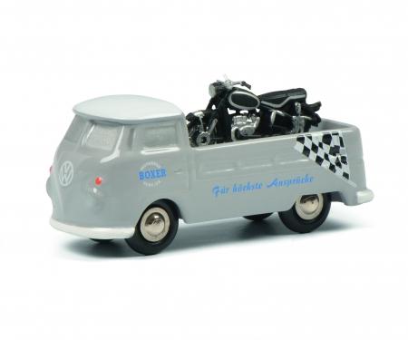 schuco Pic.VW T1 MOTORRAD SERVICE