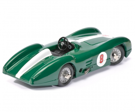schuco Studio III #8, british racing green