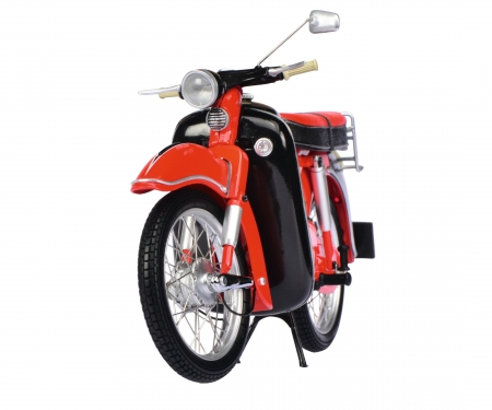 Kreidler Florett with Legshield red-black 1:10