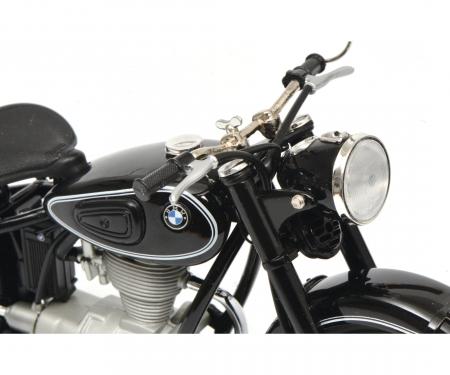 BMW R25/3 mit Einzelsitz, schwarz, 1:10