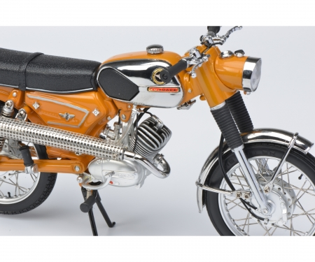 Zündapp KS 50 Super Sport, orange 1:10