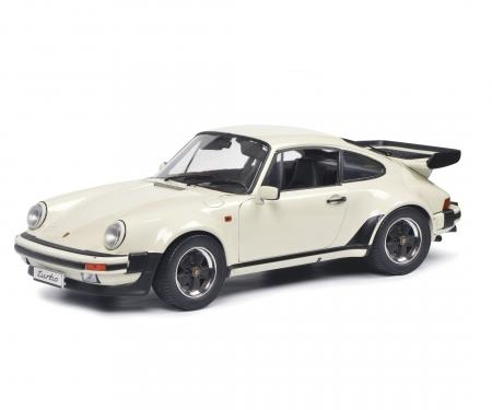schuco Porsche Turbo 930 white 1:12