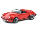 schuco Porsche 911 Speedst. red 1:12