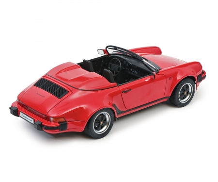 schuco Porsche 911 Speedst. rot 1:12