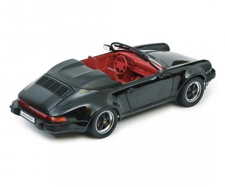 schuco Porsche 911 Speed.black 1:12