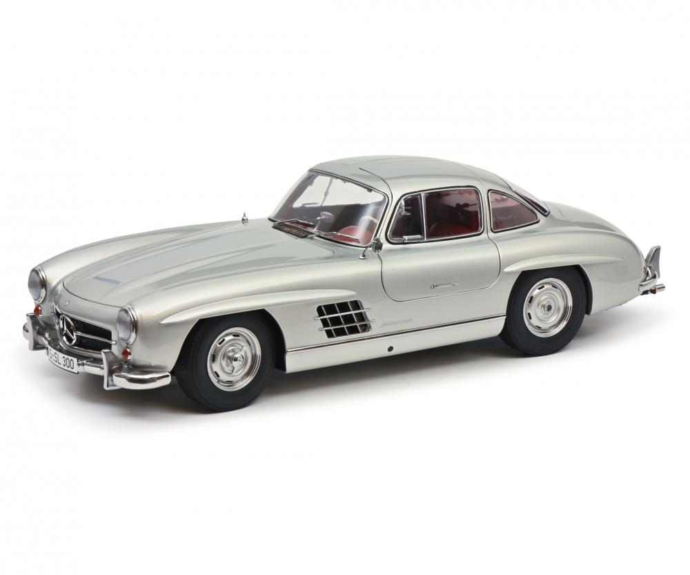 Mb 300 Sl Silver 1 12 Edition 1 12 Car Models Models Www Schuco De