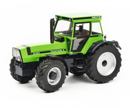 schuco Deutz DX 250, grün, 1:32