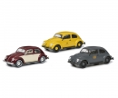 "schuco 3er Set ""VW Käfer"", 1:32"