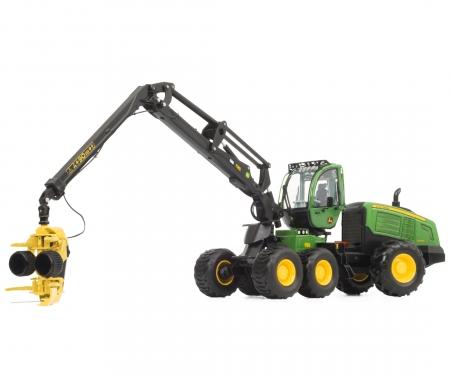 John Deere Harvester 1270G 6W, grün