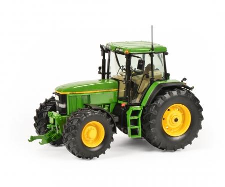 schuco John Deere 7610 green 1:32