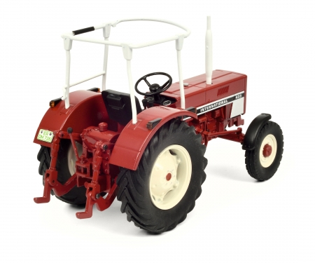 schuco International 433 with safety bar, red 1:32