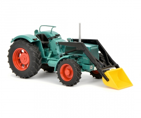schuco Hanomag Robust 900 with front loader 1:32
