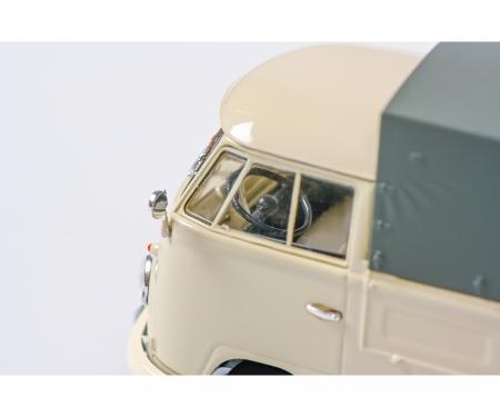 schuco VW T1 Pritsche beige 1:32