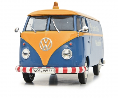 schuco VW T1 van VW KUNDEND.1:32