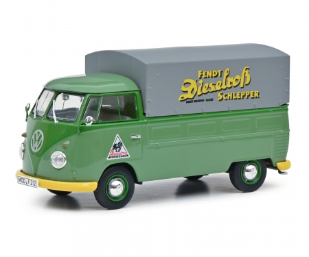 schuco VW T1 pick-up FENDT 1:32
