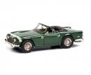 schuco Triumph TR250 green 1:43