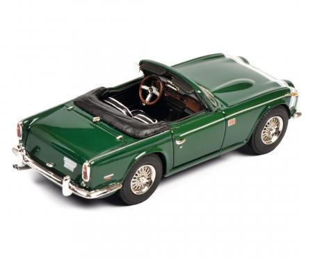 schuco Triumph TR250 grün 1:43