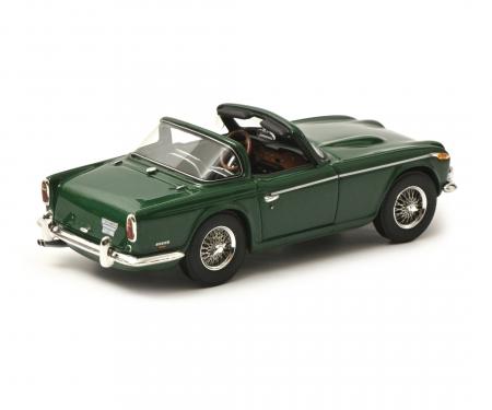 schuco Triumph TR5 green 1:43