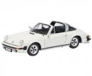 schuco Porsche 911 Targa, grandprix weiß 1:43