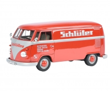 "VW T1b ""Schlüter"" Kastenwagen 1:32"