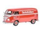 """schuco VW T1b """"Schlüter"""" box van 1:32"""