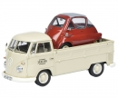"VW T1b pick up with BMW Isetta Standard ""Autohaus Jakobi"" 1:32"