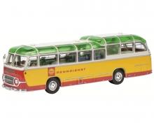 """schuco Auwärter """"Shell Renndienst"""" Bus, 1:43"""