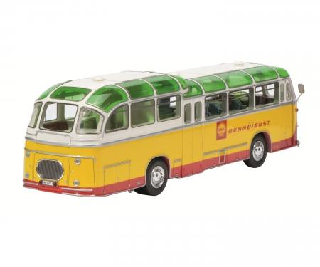 """Neoplan """"Shell Renndienst"""" Bus, 1:43"""