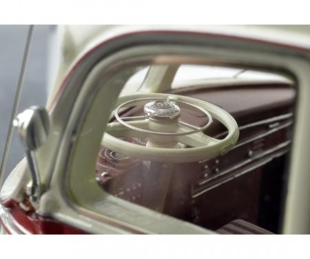 """schuco Mercedes-Benz O6600 H """"Esso Renndienst"""" 1:43"""