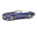 Mercedes-Maybach Vision 6 Cabriolet, blau, 1:43